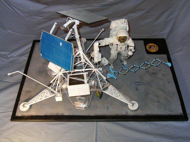 surveyor spacecraft drawings - photo #36