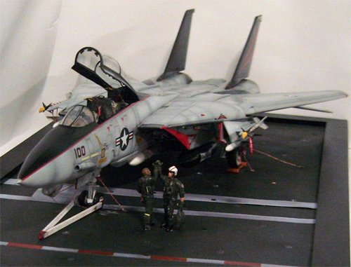 academy 1/48 f-14a tomcat