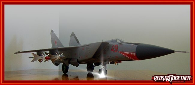 1 48 Revell Mig 25 Foxbat By Victor M 225 Rquez