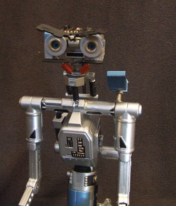 Prototype 5 From Short Circuit By Josh Albright