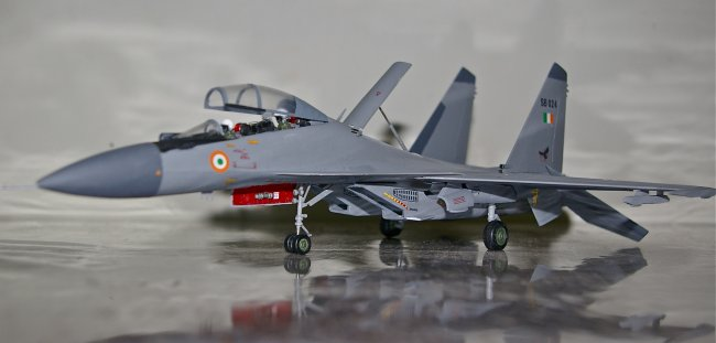 Air Force Base Pay >> 1/72 Zvezda Su-30 MKI by Hiroyuki