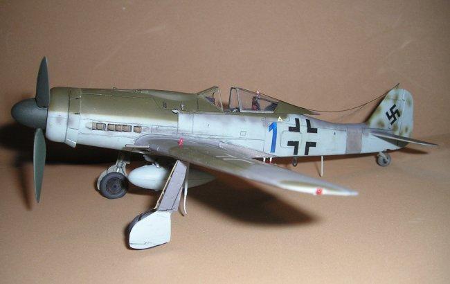 1 48 Hobbyboss Fw 190d 9 By Hal Marshman Sr