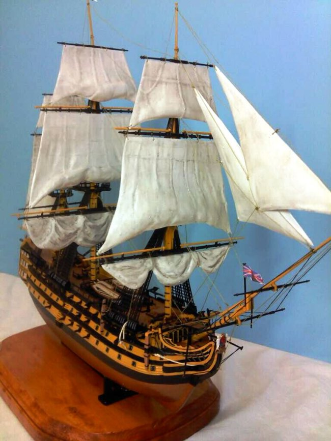 revell hms victory instructions