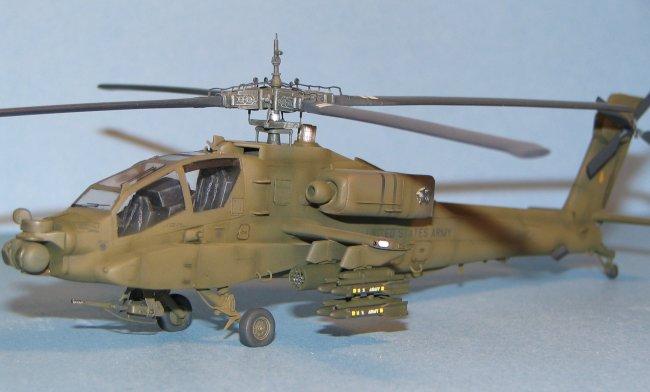 1 72 Hasegawa Apache Ah 64a By Dave Poff