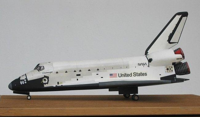 monogram space shuttle - photo #47
