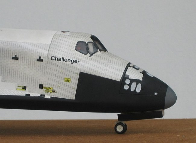 monogram space shuttle - photo #7