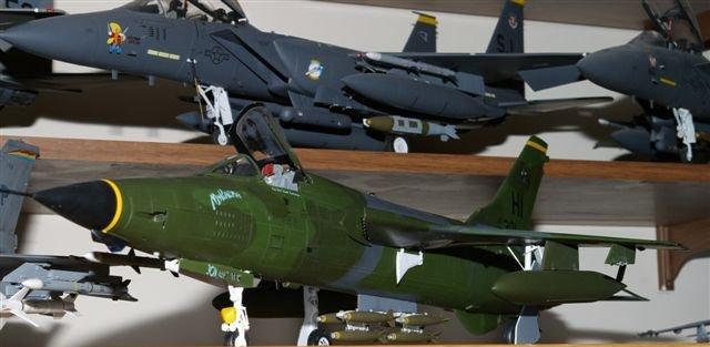 1 32 Trumpeter F 105d Thunderchief By Steve Bridges