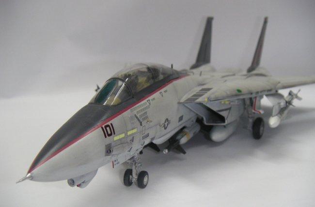 academy 1/48 f14a bombcat