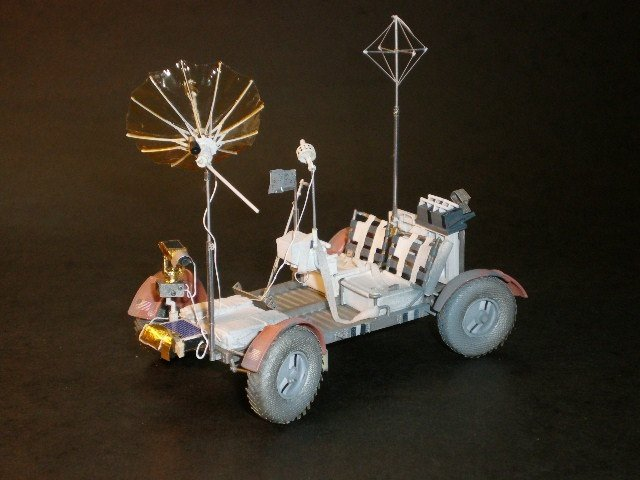 Moon Rover Model (page 2) - Pics about space