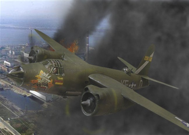1/72 Revell Martin B-26B by Konley Kelley