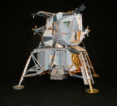moon landing modules cutaway - photo #19