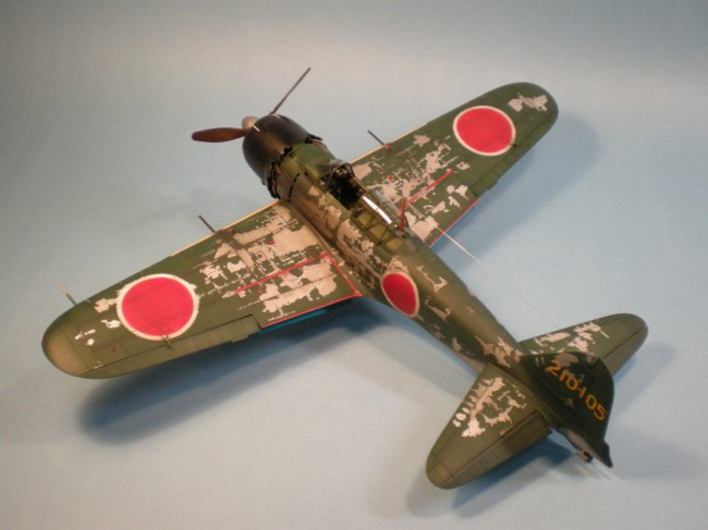1 32 Tamiya A6m5 Zero Part 1 By Adrian Koh