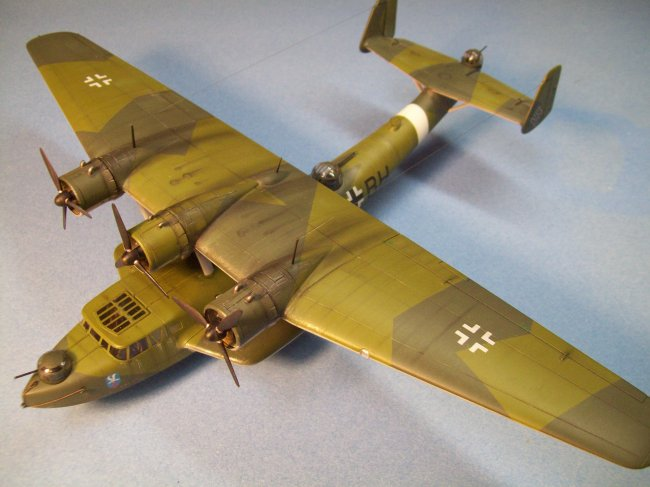 Out Of My Later Years 1/72 Italeri Dornier D...