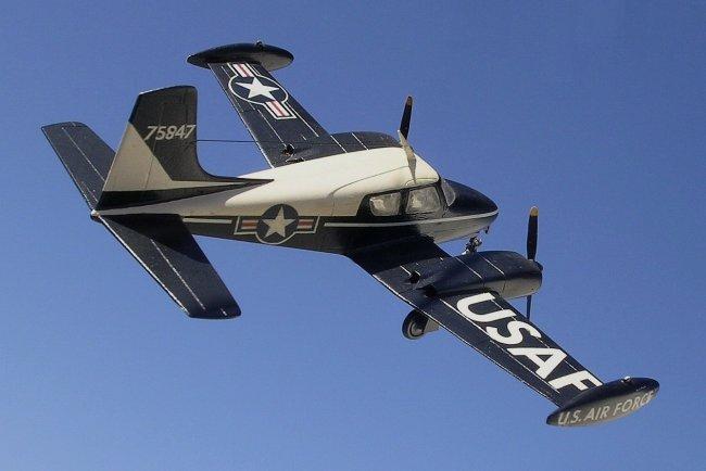 1 67 Comet Series Cessna 310 By Carmel J Attard
