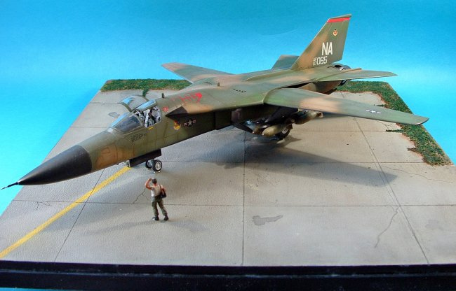 1/72 Italeri F-111A by Fausto Muto