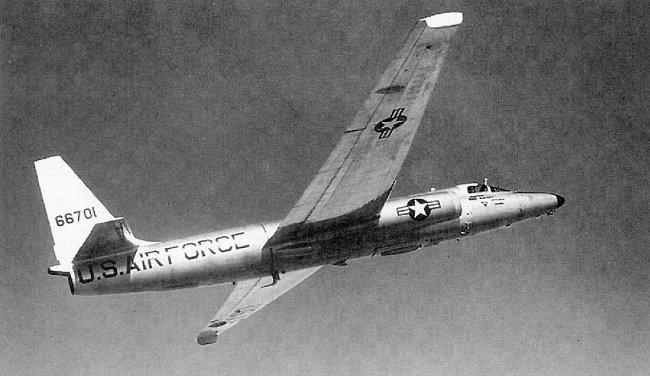 U2 lands in ... U2 Spy Plane 1960