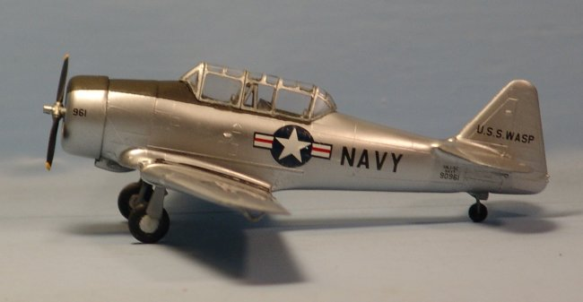1/72 Academy T-6 Texan by Jerry Hawhee (Old Blind Dog)