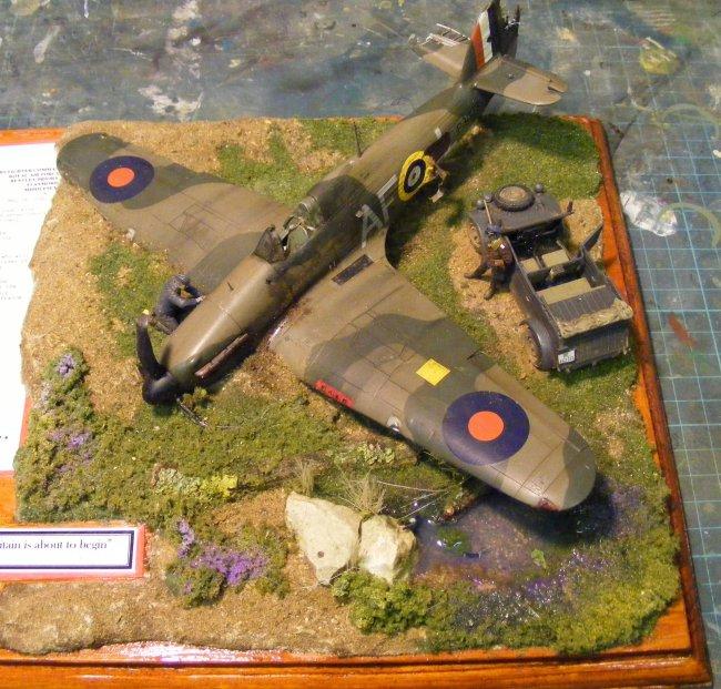 148 Hasegawa Hurricane Mk1 By Pete Morgan